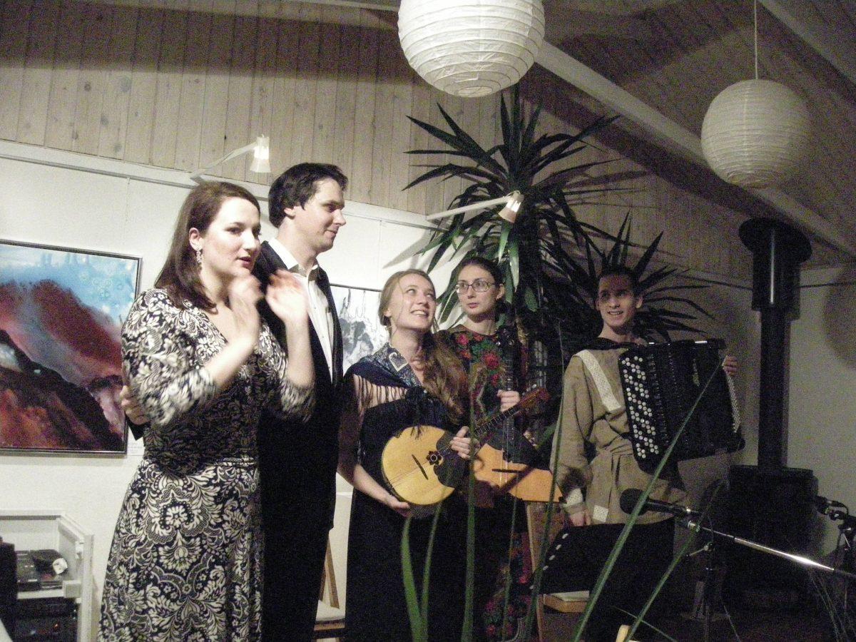 Russisk koncert